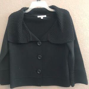CAbi Wide Collar Sweater